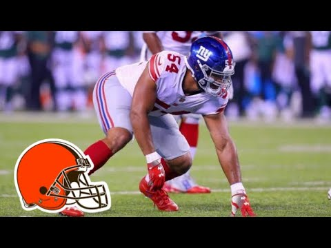Giants Trade Olivier Vernon To Cleveland Browns