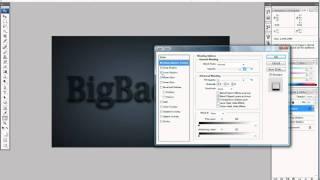 Bigbad.ru - Создание металлического текста в Фотошопе. Урок(Другие мои уроки: http://bigbad.ru Группа видео-уроков: http://vkontakte.ru/club23711197 Урок по созданию металлического текста...., 2011-02-22T04:20:42.000Z)