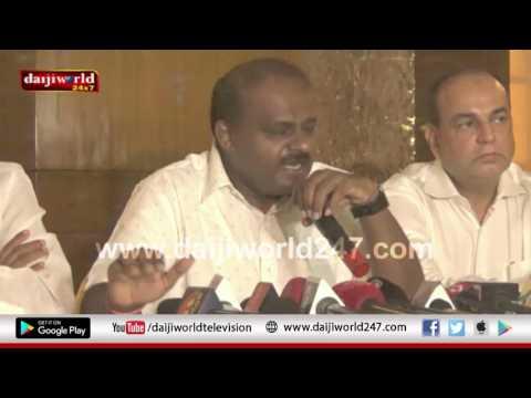 Mangaluru:  Kumaraswamy speaks up on alleged torture of murder-attempt accused Ahmed Qureshi