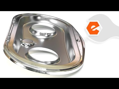 Portable Grill Repair - Replacing the Cooktop (Coleman Part # 9949A1551)