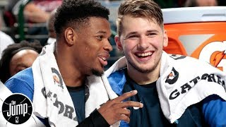 Luka Doncic makes Dennis Smith Jr. 'expendable' for the Mavs - Scottie Pippen | The Jump