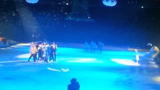Навка .Балет на льду 12 месяцев. Ледовый дворец ,Санкт-Пе