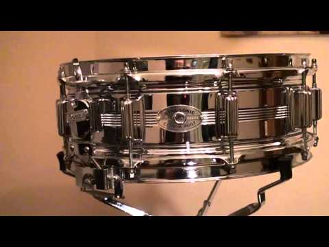 Rogers dynasonic snare activation code