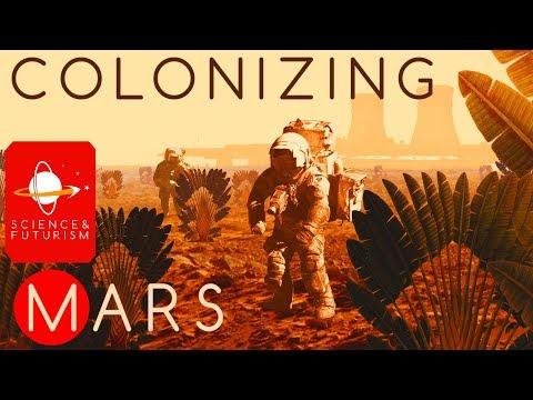 Outward Bound: Colonizing Mars