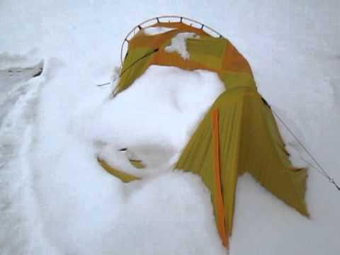 Eureka K2-XT First Winter Test & Eureka K2-XT: First Winter Test - YouTube