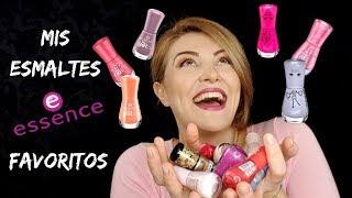 Esmaltes favoritos ESSENCE - Efecto gel #Pintuñas #Dianne