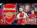 FIFA 19 ARSENAL CAREER MODE #11 | OUR NEW NUMBER 7?! (ULTIMATE DIFFICULTY)