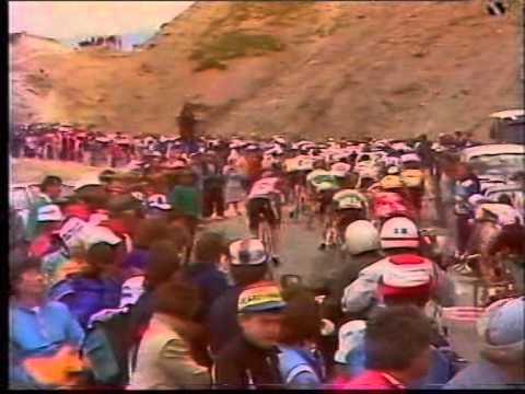 Tour de France 1987 – 21 La Plagne, Fignon