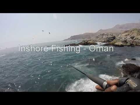 Penn Battle II 5000 - Fishing In Oman