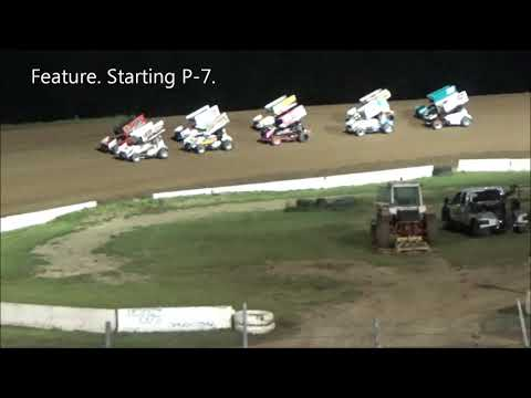 Lernerville Speedway - 410 Sprints - May 17th, 2019
