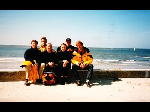 The offshore sailing school De Zeezeilers van Marken 1999-2000 (3-6)