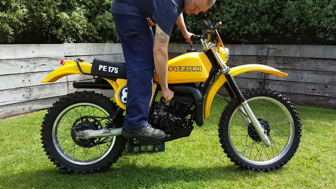 Suzuki  Dirt Bike  Stroke For Sale