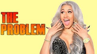 Gambar cover The PROBLEM With Cardi B