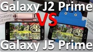 Galaxy J2 Prime Vs Galaxy J5 Prime Diferencias j2 y j5 Prime Comparacion