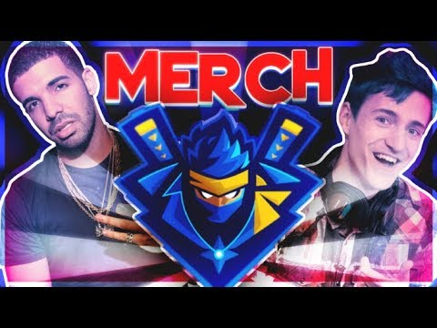Ninja, Why Would Drake Buy Your Merch?