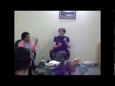 Coffee with Judge Najla Ayubi - 6: Role of Afghan Media and Public in the Fight for Women's Rights
