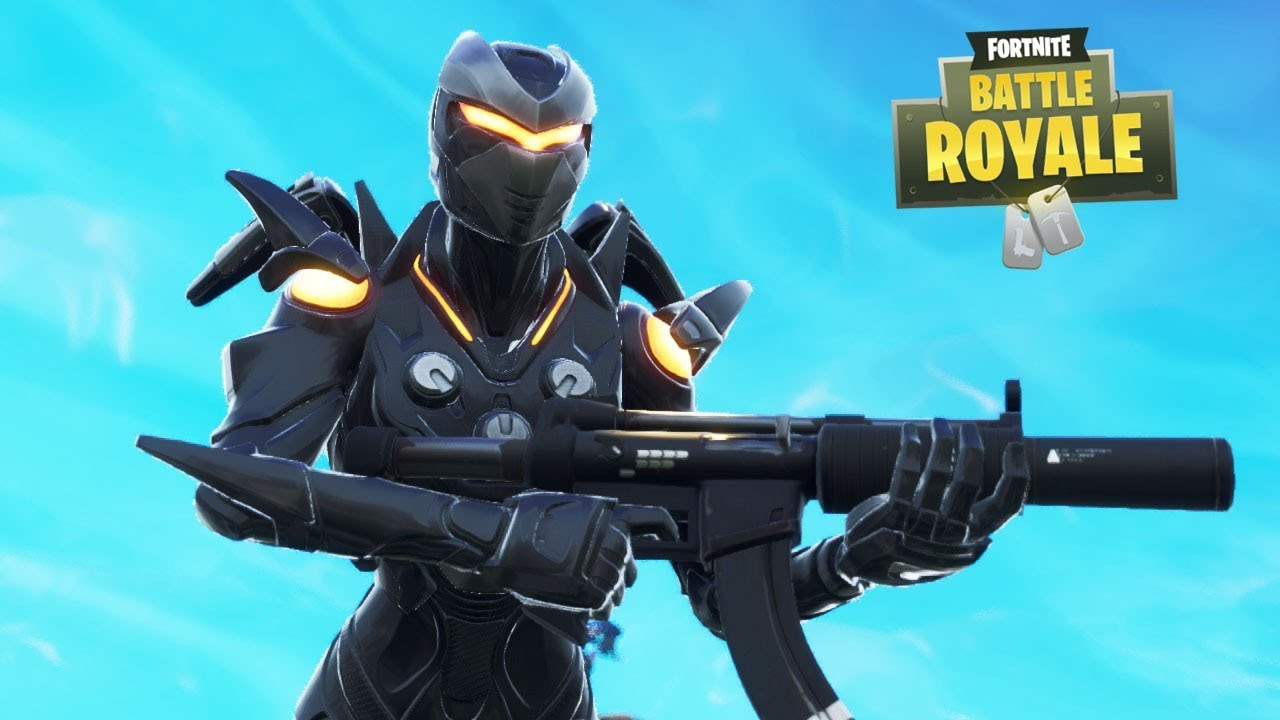 Nueva Skin Legendaria Oblivion Fortnite Battle Royale Youtube