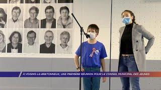 Yvelines | A Voisins-le-Bretonneux, une première réunion pour le conseil municipal des jeunes