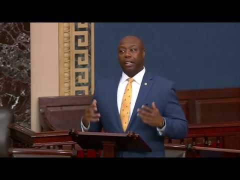 Sen. Tim Scott's Token Response