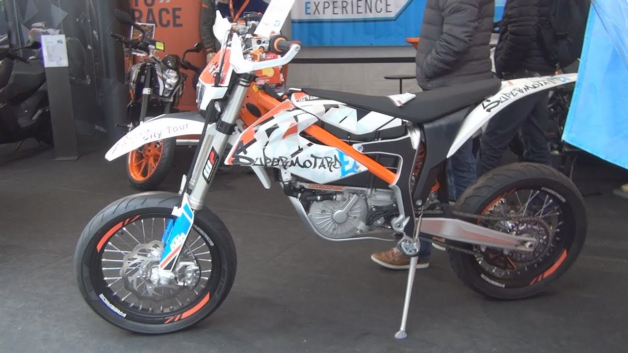 Ktm Freeride E Sm >> KTM Freeride E-SM (2017) Exterior and Interior - YouTube