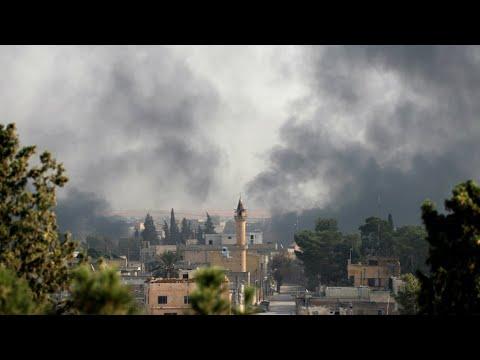 العملية العسكرية التركية في سوريا: مقتل جنود أتراك خلال مواجهات مع مقاتلين أكراد  - 23:54-2019 / 10 / 11