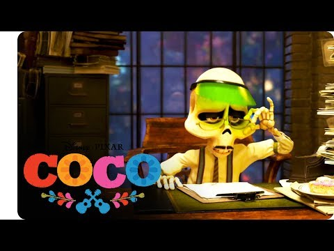 COCO - Gewinnspiel: Reise ins Synchronstudio nach Berlin | Disney•Pixar HD