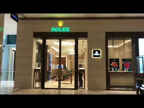 WRIST WATCH BOUTIQUES OF KL MALAYSIA - ROLEX FLAGSHIP BOUTIQUE