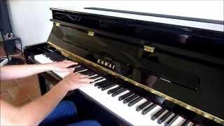 Struggle for pleasure - Wim Mertens (Piano Solo) HD