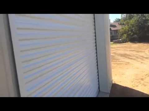Overhead Coiling doors & Overhead Coiling doors - YouTube