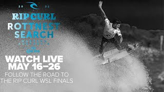 WATCH LIVE Rip Curl Rottnest Search presented by Corona - Day 2