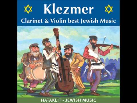 The Happy Nigun, mazal tov : Let's Be Happy - famous Jewish Klezmer Music - jewish culture songs
