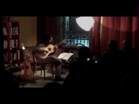 Alejo de los Reyes (XVIII's century guitar) - Buenos Aires, 2016 (full concert)