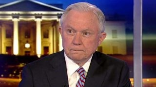 AG Sessions: Open, lawless border a factor in rise of MS-13 Free HD Video