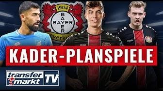 Kader-Planspiele Leverkusen: Rekord-Transfer Demirbay – Was machen Havertz & Brandt? | TRANSFERMARKT