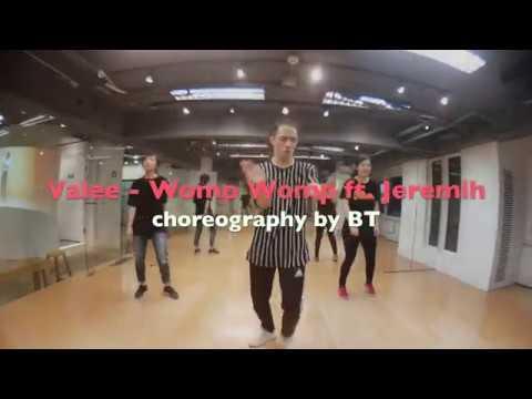 Valee - Womp Womp ft. Jeremih || BT choreography