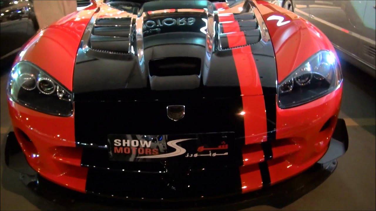 Hennessey Dodge Viper Venom 1000 Twin Turbo In Dubai U A