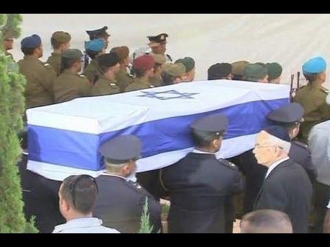 Yitzhak Shamir Dimakamkan Di Israel