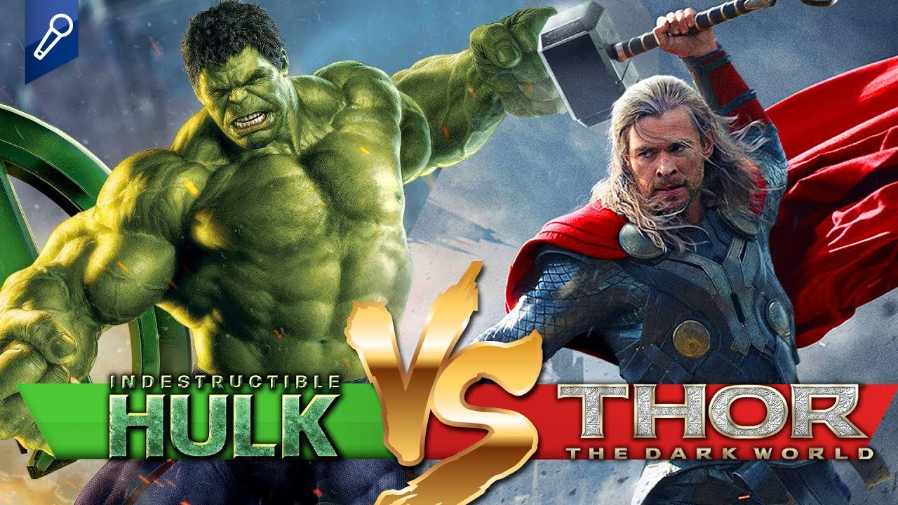 Thor mu, Hulk mu? | Süper Kahraman Düelloları