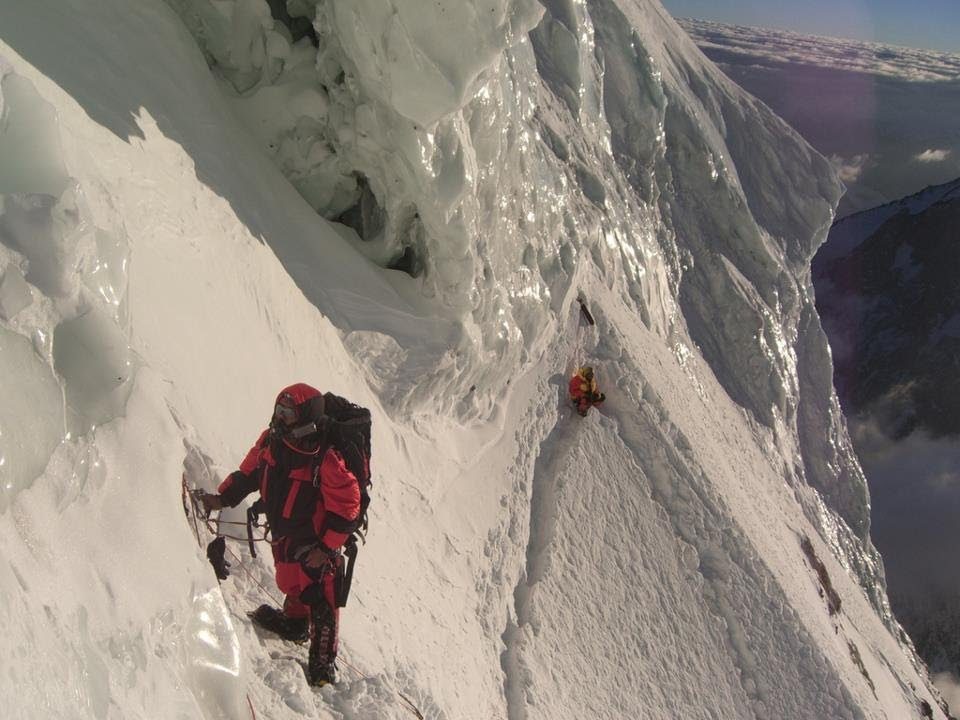 K2 Mountain of M...K2 Mountain Bottleneck