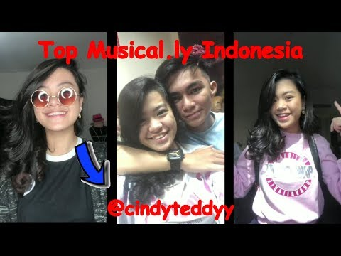 Top Musical.ly INDONESIA Cindy Teddy
