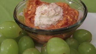 Pumpkin & Whipped Cream Dip : Pumpkin Delights