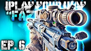 "FAZE ELiTESHOT! - ""iPlay Your Way"" EP. 6 (Black Ops 3 SNIPER GAMEPLAY)"