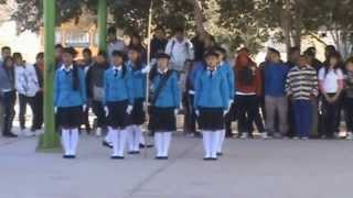 Concurso de Escoltas 2014. Zona Escolar 505.