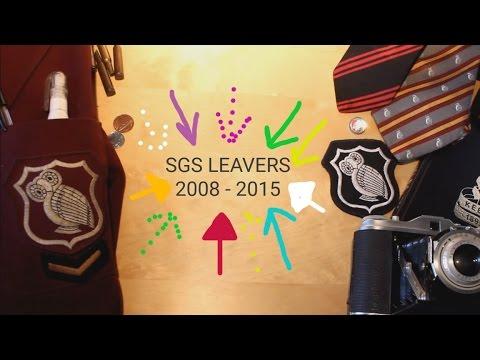 Sutton Grammar School Leavers Video Class of 2015