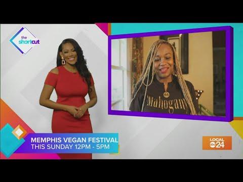 Memphis Vegan Fest and Mahogany Memphis sneak peak - ft. Veronica Yates