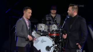 Markus Feehily @The Nathan Carter Show (Interview)