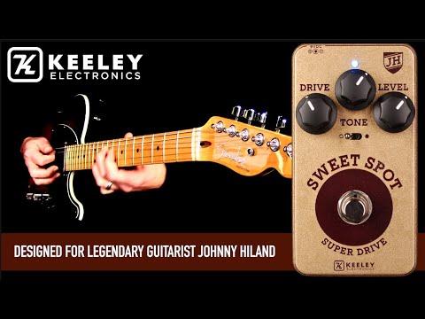 Keeley Electronics Sweet Spot Super Drive