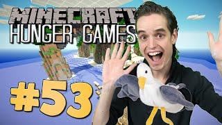 HALLO MIJN MEEUWVRIENDEN! - Minecraft Hunger Games #53