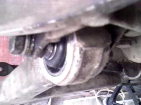 в подвеске Alfa Romeo 166