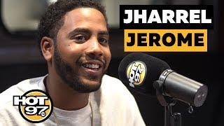 Jharrel Jerome Opens Up On 'When They See Us' Role, Emmy Nomination & Spits A Freestyle!
